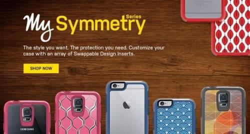 OtterBox推出全新系列-MySymmetry 讓你炫彩幾何繽紛一夏
