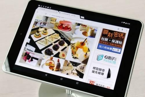 Nokia N1 平板電腦 一指神功快速啟用 App