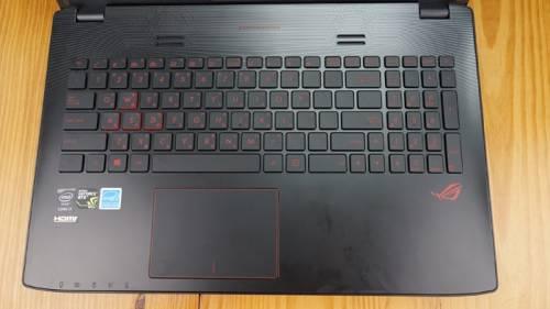 ASUS ROG GL552JX 專屬入門級玩家的電競筆電