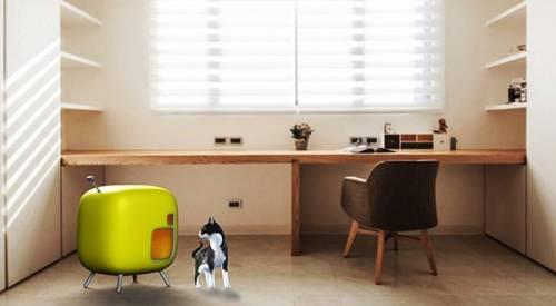 走在科技的尖端 Petmonster 讓毛孩子的屋子不只時尚還很聰明!