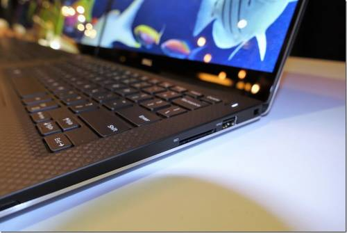 全新 Dell XPS 13 15 登場 Thunderbolt 3.0 搭配 USB Type C 讓傳輸更快速