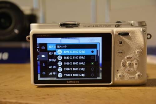 三星NX系列全新力作 NX500與NX3300無反登場