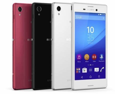 MWC不缺席 Sony推出Xperia M4 Aqua顛覆中價位市場