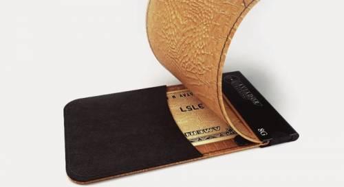 兼具科技與設計的智慧錢包 讓你的錢不再離開你的視線