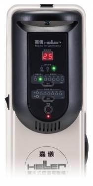 全新德國嘉儀HELLER電子式葉片電暖爐 寒冬中熱情上市