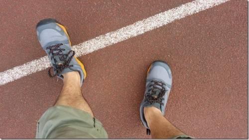 Merrell Proterra Sport 外觀堅固但輕盈 不穿襪就可輕鬆走