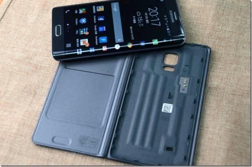Samsung Note Edge 插卡式炫蓋保護套 不失特色又能提供保護