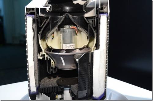 Dyson Pure Cool空氣清淨氣流倍增器北京發表 捕捉99.95 PM 0.1空氣有害微粒
