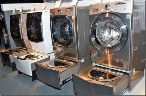 家庭主夫主婦洗衣救星 LG 推出高洗衣效率洗衣機