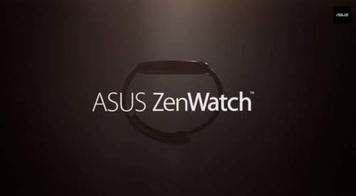 ASUS將推出智慧型手錶-ZenWatch 9月3日柏林亮相