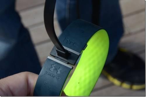 GRIP動手玩 HTC推出首款智慧型手環