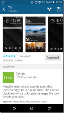 HTC M9 軟體應用篇 個人化頁面讓你隨處都方便