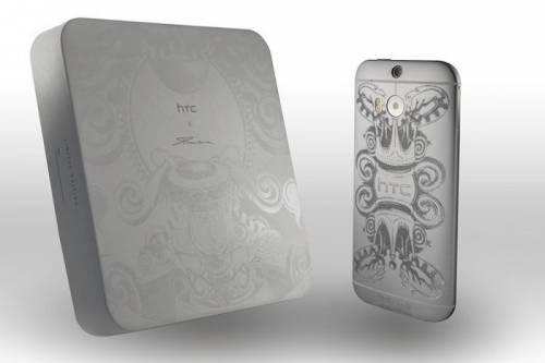 終極限量HTC One M8 x Phunk 想買還買不到
