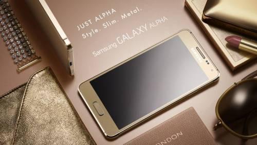 終於加入金屬機身行列 Galaxy Alpha悄悄發表 9月上市!
