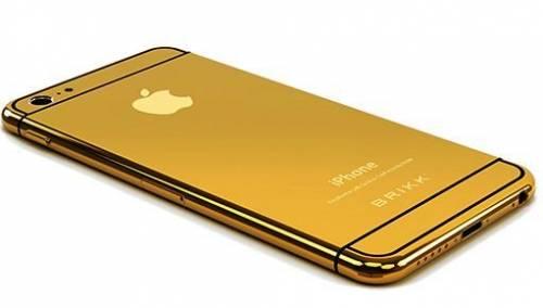 金光閃閃iPhone 6 未上市已經可以先預購