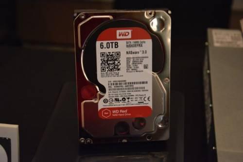 WD 推出RED系列 一舉上看6TB完整旗下商品線