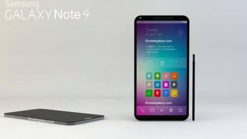 消息再傳 SAMSUNG Note 4 將加入紫外線偵測器