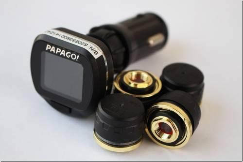 PAPAGO TireSafe S20E 胎外式胎壓偵測器 讓你行車更安全