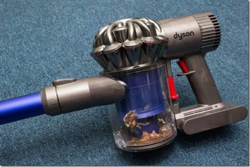 Dyson DC74 Fluffy 無線吸塵器 任何大小碎屑與角落都能輕鬆清潔