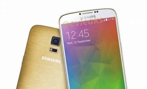 SAMSUNG Galaxy F諜照流出 將推出金色款與指紋解鎖功能