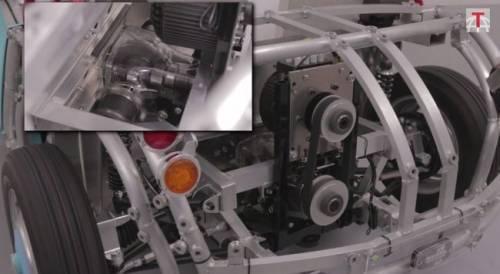 TOYOTA推出超可愛的Camatte概念車 自己的引擎蓋自己畫!