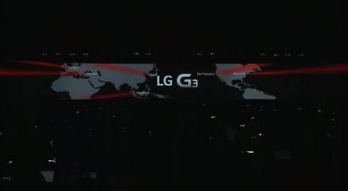 LG G3倫敦登場 絕美螢幕與雷射自動對焦讓人期待