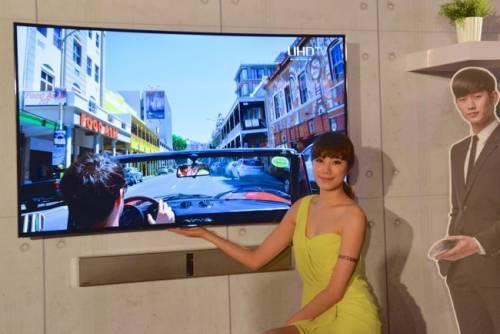 SAMSUNG黃金曲面UHD電視 55吋起NT 159 900上市