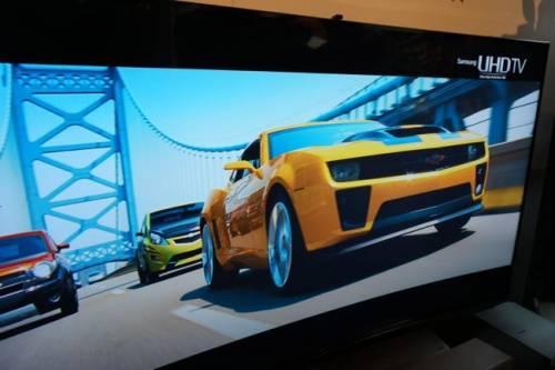 三星4200R黃金曲面UHD TV電視 帶給消費者全新視覺新體驗