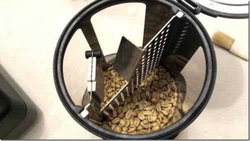 Tiamo CBR101 Gene 3D 滾筒式熱風咖啡烘焙機 動手玩