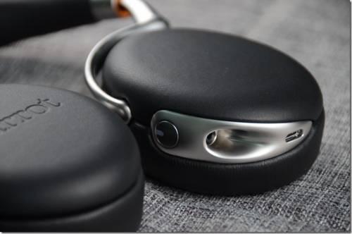 觸控耳機始祖推出第二代 Parrot Zik 2.0更方便的無線耳機