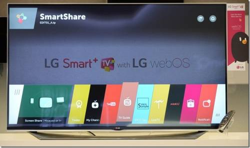 LG 推出ColorPrime系列電視 同樣使用Quantum Dot技術