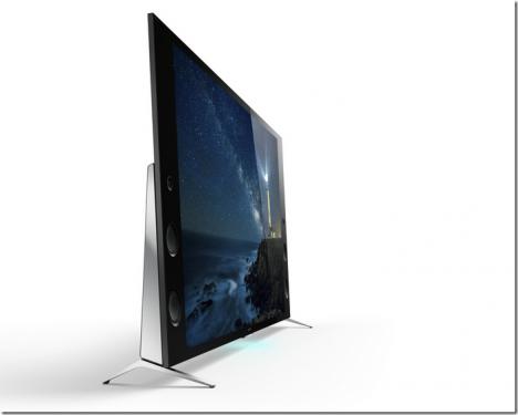 Sony BRAVIA推出超薄電視 還同時擁有高畫質