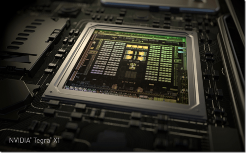 NVIDIA推出Tegra X1 超越上一代超級電腦