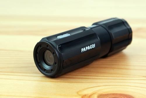 風雨無阻保障機車行車平安!PAPAGO GoSafe Moto 防水型機車行車記錄器開箱