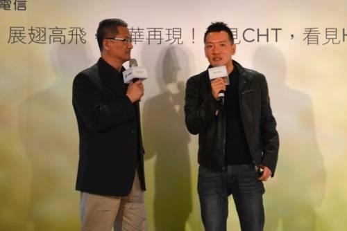HTC與中華電信合作 締造HTC Butterfly 蝴蝶機 HTC One佳績