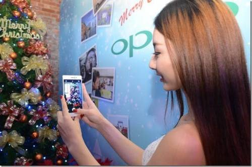 OPPO R5 N3 登台 拍照功能強悍 外型吸睛