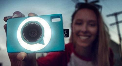theQ Camera 讓分享美好生活更容易