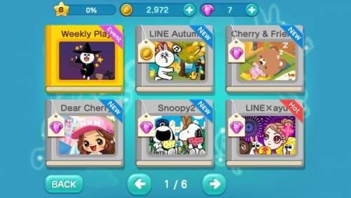 LINE 的主角們在可愛遊戲中 陪你一起瘋狂萬聖節!