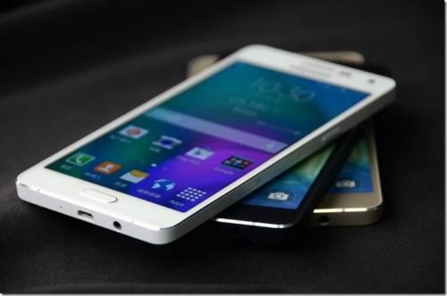 Samsung打造超薄金屬機身智慧型手機 GALAXY A5高質感登場
