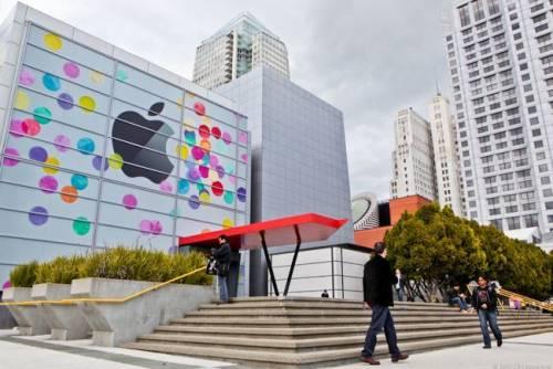 芳草地藝術中心 Yerba Buena Center for the Arts 見證iPad歷代發表會