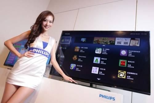 PHILIPS顯示技術領頭羊 重返台灣搶攻市佔