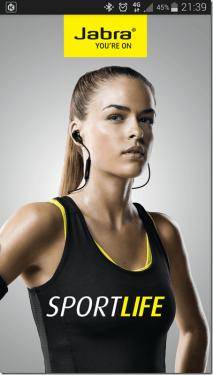 內建心跳偵測 Jabra Sport Pulse Wireless 結合運動所需元素