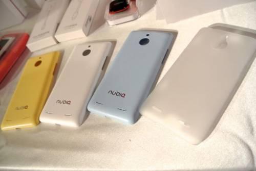 全新品牌Nubia引進 Z5 Z5 mini 登台上市