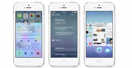 [K小妹教室] iOS 7 beta1-5 逐漸成型 還會有beta 6嗎