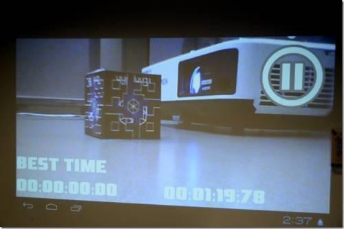 擴增實境超強應用 Epson Moverio BT-200娛樂工作都神奇