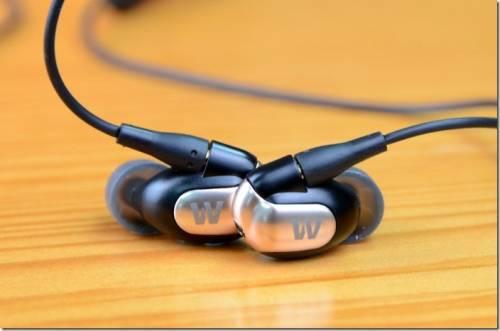 6單體動鐵旗艦耳機 Westone W60細節清楚餘韻甜美