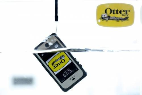 Otter Box 讓你手機安全的運動一