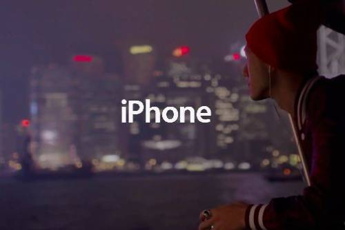 iPhone 5 全新電視廣告 Music Every Day