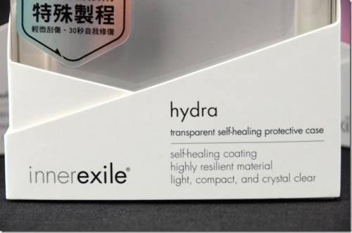 iPhone 6 Plus 自我修復透明保護殼 innerexile hydra簡單又不平凡