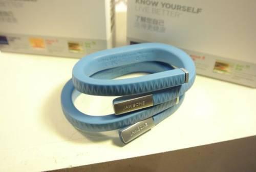 你的專屬健康管理師 Jawbone UP上市